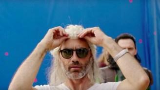 Taika Waititi, Not Chris Hemsworth, Is The Star Of This 'Thor: Ragnarok' Behind-The-Scenes Video
