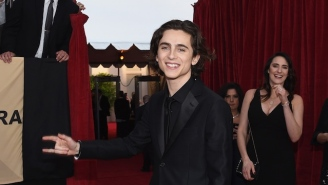 Watch 'Call Me By Your Name' Star Timothée Chalamet Rap Cardi B's New Single 'Bartier Cardi'