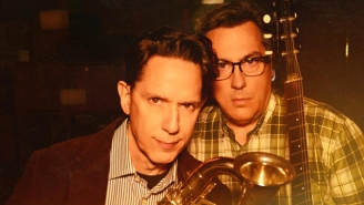 Premiere: They Might Be Giants Display The Dangers Of Pharmaceuticals In The 'I Like Fun' Video
