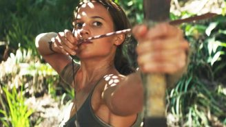 The Latest 'Tomb Raider' TV Spot Shows Lara Croft Beginning Her Adventure
