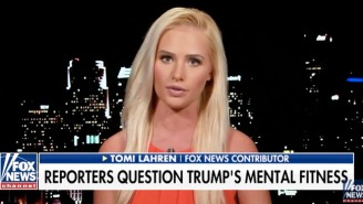 Tomi Lahren Slams The 'Laughable, Disgusting' Media For Questioning Trump's Health