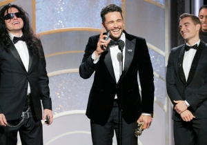 Tommy Wiseau Reveals What He Was Going To Say Onstage At The Golden Globes