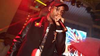 WWE Is Trying To Keep Rapper Travis Scott From Trademarking 'Cactus Jack'