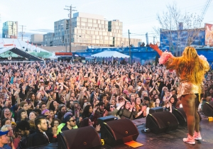 Treefort Music Festival Expands Its Lineup With Rapsody, Jamila Woods, Princess Nokia, And More