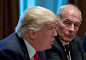 Trump Contradicts John Kelly And Insists That His Border Wall Stance Has 'Never Changed'