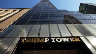 A Fire Broke Out At Trump Tower In New York City Early Monday Morning