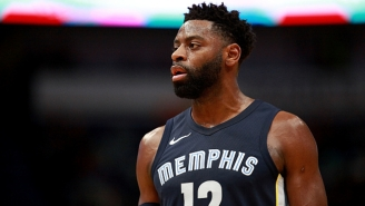 The Celtics Are One Of Many Teams Looking To Land Tyreke Evans From Memphis