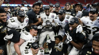 UCF Football Will Claim The 2018 National Title And Celebrate Like Champions