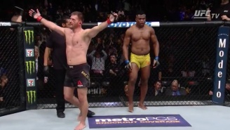 Stipe Miocic Takes Out Francis Ngannou At UFC 220 To Make Heavyweight History