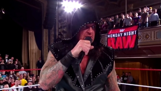If You Were Disappointed In The Undertaker's Raw 25 Appearance, There May Be More To Come