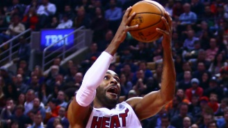 The Heat Stunned The Raptors In Toronto On A Game-Winning Layup By Wayne Ellington