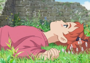 'Mary And The Witch's Flower' Is An Enchanting New Spin On An Animated Tradition