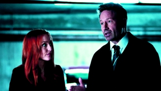 David Duchovny And Gillian Anderson On Keeping 'The X-Files' Relevant In An Utterly Different World