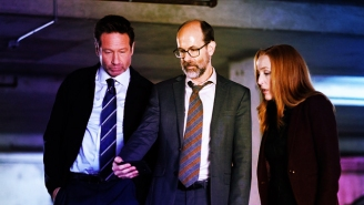 Writer Darin Morgan Talks About This Week's Strange, Funny Episode Of 'The X-Files'