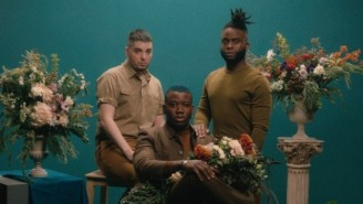 Young Fathers' Striking 'In My View' Video Is A Reminder Not To Believe Everything You See