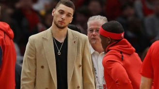 Zach LaVine Will Make His Chicago Bulls Debut On Saturday Against Detroit