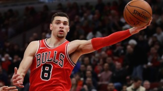 The Chicago Bulls Have Reportedly Matched Zach LaVine's $78 Million Offer Sheet