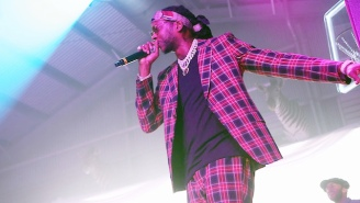 2 Chainz Uses An Unusual Method To Announce His Upcoming Album, 'Rap Or Go To The League'