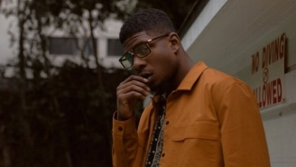 Mick Jenkins Announces A New EP And Discusses The Creative 'Frustration' He Dealt With Throughout 2017