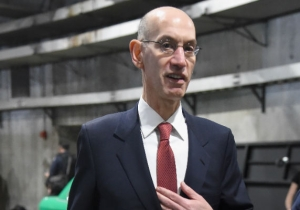 Adam Silver Says It 'Sounds Like' The NBA All-Star Draft Will Be Televised In 2019