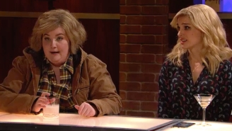 Aidy Bryant's 'Bunny' Gives Her Hilariously Unfiltered Perspective On Men And Sex On 'SNL'