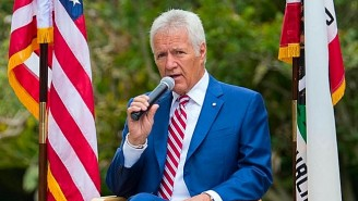 'Jeopardy!' Host Alex Trebek Will Moderate An Upcoming Gubernatorial Debate In Pennsylvania