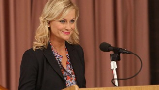 Amy Poehler Is 'Avengers-Style Ready' To Be Leslie Knope In A 'Parks And Recreation' Reunion