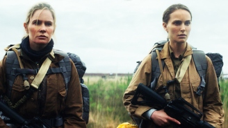 'Annihilation' Embraces Visual Storytelling To Create A Lean, Sci-Fi Classic