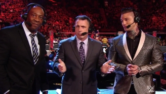 Booker T Left WWE Raw Because Of How Badly He Wants To Fight A Fellow Commentator