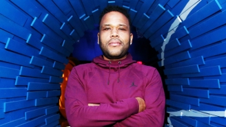 Anthony Anderson On The Importance Of The NBA And Being A 21-Year Celebrity All-Star Veteran