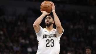 The Pelicans' Game Against The Pacers Got Postponed Due To A Leaky Roof