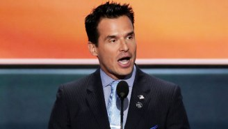 Antonio Sabato Jr. Compares Being Blacklisted For His Trump Support To Enduring The Holocaust