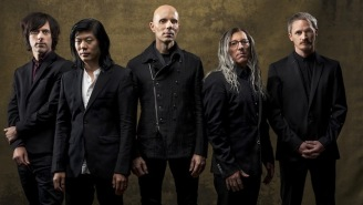 A Perfect Circle's First Album In 14 Years, 'Eat The Elephant,' Is Dropping On 4/20