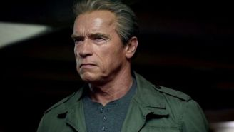 Arnold Schwarzenegger To Star In The Western Series 'Outrider' For Amazon