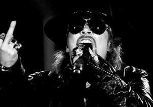 Axl Rose Has Become An Unexpected, And Often Hilarious Critic Of The Trump Administration