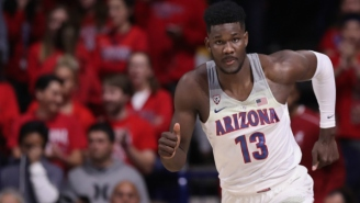 Deandre Ayton Continues To Show Why He's The Best Big Man In The 2018 NBA Draft