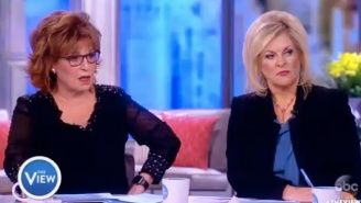 Meghan McCain Throws Down With Joy Behar After She Claims To Be 'Offended By Republicans'