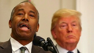 Report: Ben Carson Replaced A HUD Official With A Trump Appointee Over His Office Makeover