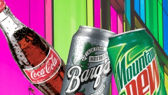The Absolute Best Sodas Of All Time, According To The Masses