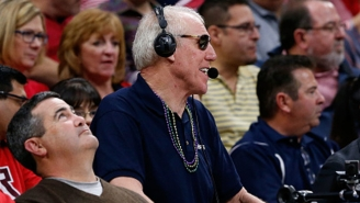 Bill Walton Was In Rare Form During The Warriors-Blazers Broadcast Wednesday Night