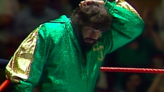 Former WWE Star Billy Jack Haynes Apparently Witnessed An 'Unsolved Mysteries' Murder