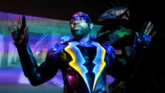 'Black Lightning' Electrifies This Week's Geeky TV