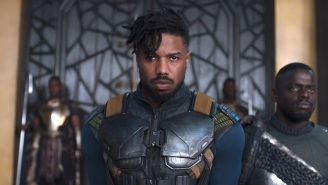 'Black Panther' Writer Joe Robert Cole Explains The Fate Of Killmonger