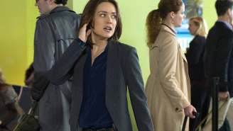 'The Blacklist' Star Megan Boone Vows Her Character 'Will Never Carry An Assault Rifle Again'