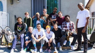 Brockhampton Extend Their 2018 Live Run Into Europe For The Stereo Spirit Tour