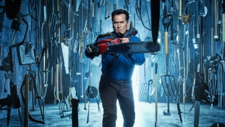 Bruce Campbell Tells Us How He's Still Having A Hell Of A Time Playing 'The Ultimate Anti-Hero'