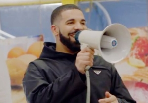 Drake Gave Away The Whole $1 Million Budget For The 'God's Plan' Video — Don't Tell The Label