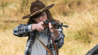 A 'Walking Dead' Star Admits To An 'Eye-Opening' Mistake