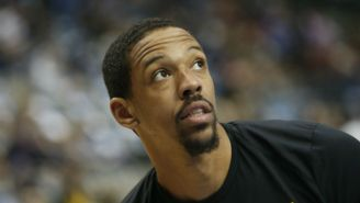 Channing Frye Joked That He'll Become A Better Dunker After Getting His Appendix Removed