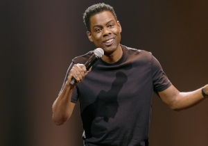 The 'Tamborine' Mysteriously Teased By Netflix Is Actually Chris Rock's New Comedy Special